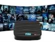 Android Smart TV Box LDK IV-T98 64bit Quad Core RK3328 1.5GHz/2GB/8GB/2K*4K/WiFi/Remote Control/A7.1