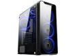 ATX Midi Tower Case SAMA Yuhui Jazovo X Gaming Black w/o PSU