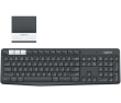 Keyboard Logitech Wireless K375s Multi-Device w/Stand