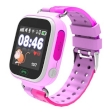 Smartwatch MS Zoom Kids Touch Display/Location/Alarm/Talk/SOS/Voice&SMS/Pink