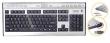 Keyboard A4 KL-7MU Headphone X-slim + USB port