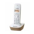 Telephone Panasonic KX-TG 1611FXJ White/Creme
