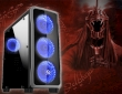 ATX Midi Tower Case SAMA GameStorm Lord of the Rings Gaming Black w/o PSU