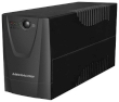 UPS Mediacom Security Solution 650VA/390W w/AVR, Surge Protection