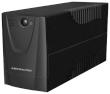 UPS Mediacom Security Solution 650VA/390W w/AVR, Surge Protection