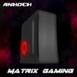 Desktop PC Matrix Gaming i3-9100F/8GB/1TB/DVDRW/Radeon RX 550 4GB GDDR5