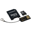 Mobility Kit 64GB Class10 USB, reader ,SD Micro w/adapter Kingston