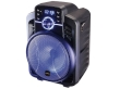 Speaker Box Mediacom HomeBox 20W Karaoke Rechargeable, Remote, BT, LED Light, Battery