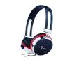 Headphones MHP-903 Compact Black & Red
