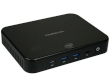 Mini PC Mediacom MiniPC 100 N3350 2.4GHz/4GB/32GB + HDD Slot/Intel HD/WiFi/BT/Gbit LAN/Win10