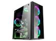 ATX Midi Tower Case SAMA GameStorm Moonlight 2 Gaming Black w/o PSU