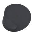Mouse Pad Gembird w/Gel wrist rest Black