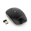 Mouse Gembird Wireless MUSW-4B-01 Optical 1600DPI Black