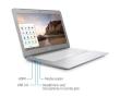 Notebook HP 14-AK040 Chromebook N2940/4GB/16GB SSD/14