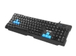 Keyboard Fury Gaming Hornet