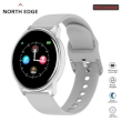 North Edge Healthcare Watch Keep NL01 White with Blood pressure, heart rate, blood oxygen