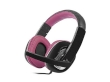Headphones Natec Kingfisher w/Microphone Purple