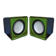 Speakers 2.0 Omega Surveyor Green USB