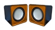 Speakers 2.0 Omega Surveyor Orange USB