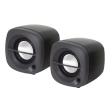 Speakers 2.0 Omega OG-15 Black USB
