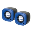 Speakers 2.0 Omega OG-15 Blue USB
