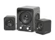 Speakers 2.1 Omega OG21-U USB Black