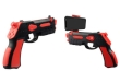 Gun Blaster Omega Augmented Reality for Smartphone Black-Red