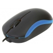 Mouse Omega OM-07VBL 3D Optical Blue 1000DPI USB