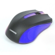 Mouse Omega OM-05B 3D Optical Blue 1000DPI USB