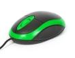 Mouse Omega OM-06VG 3D Optical Green 1200DPI USB