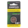 Battery CR2016 Omega 1pcs blister pack