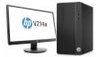 Desktop PC HP 290 G2 MT i3-8100 4GB/500GB HDD/DVD-RW/Kb+Mouse/DOS + Monitor HP 20.7