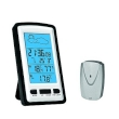 Digital Weather Station Wireless Omega LCD Indoor/Outdoor