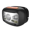 Flashlight Platinet Head Lamp 3W 270LM 1200mAh Rechargeable