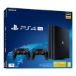 Sony PlayStation 4 1TB PRO w/2 x DS4 Wireless Controllers