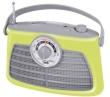 Portable Radio AM/FM Trevi Vintage RA 763V Green