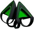 Kitty Ears for Razer Kraken Headphones - Green