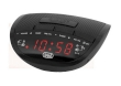Digital Tuner & Alarm Clock Trevi RC 825D Black
