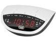 Digital Tuner & Alarm Clock Trevi RC 825D White