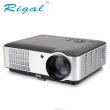 Projector Rigal RD-806 2800 Lumens 1500:1 1280x800 pixels w/1080P support, YPbPr/2xUSB/AV/VGA/2xHDMI