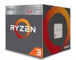 CPU AMD Ryzen 3 2200G Quad-Core 3.5GHz AM4 BOX w/Radeon Vega 8 Graphics w/Wraith Stealth Cooler