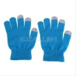 Gloves for Smartphones & Tablets Light Blue