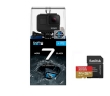 Action Camera GoPro Hero7 Black edition + SDHC 32GB