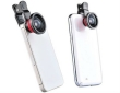 Smartphone Camera Lens - Super Wide, Universal 0.4x with Clip