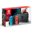 Nintendo Switch Console Red And Blue