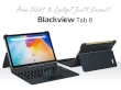 Keyboard for Tablet PC Blackview Tab 8 w/Touchpad