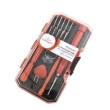 ToolKit Precision Screwdriver Set Gembird for Smartphone and Tablets 17pcs