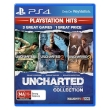 Game PS4 - Uncharted Collection