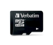 Secure Digital Micro Verbatim 16GB SDHC High Speed Class10 w/Adapter