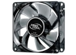 Case Fan 80x80x25 DeepCool Wind Blade 80 1800rpm Semi-transparent Black/Blue LED